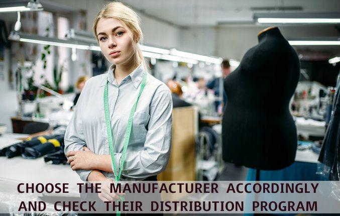 Clothing Distribution Company