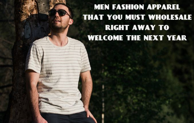 Mens Fashion Clothing Manufacturer