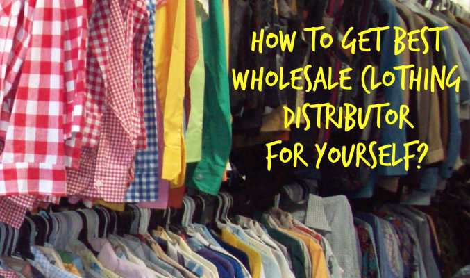 Wholesale Clothing Distributor