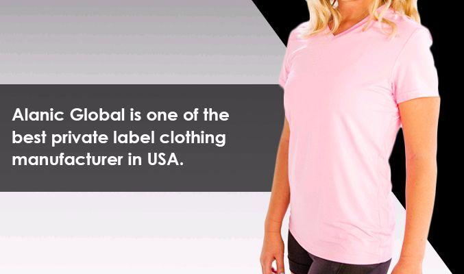 Private Label Apparel Manufacturer USA