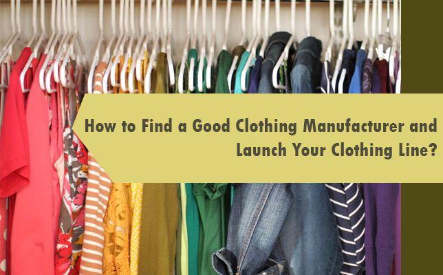 Wholesale Clothing Manufacturer