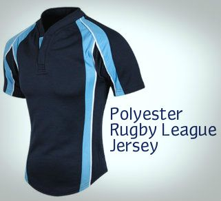 Rugby Jersey USA