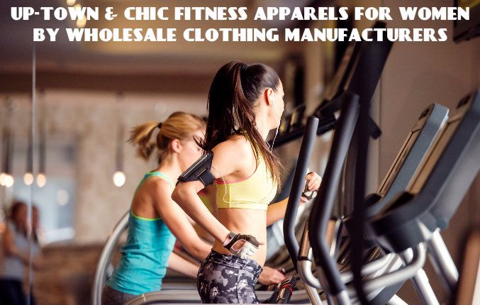 Wholesale Fitness Clothing Suppliers