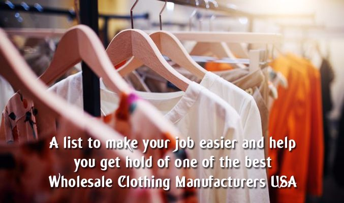 Wholesale Clothing Manufacturers in Las Vegas