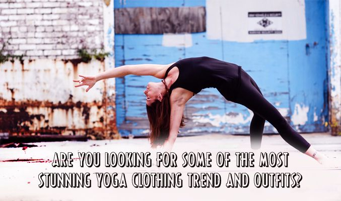 Yoga Clothing Manufacturers