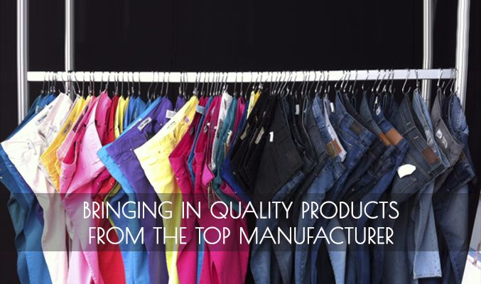 Clothing Distributors Wholesale