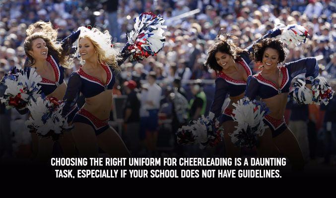 Cheerleader Clothing