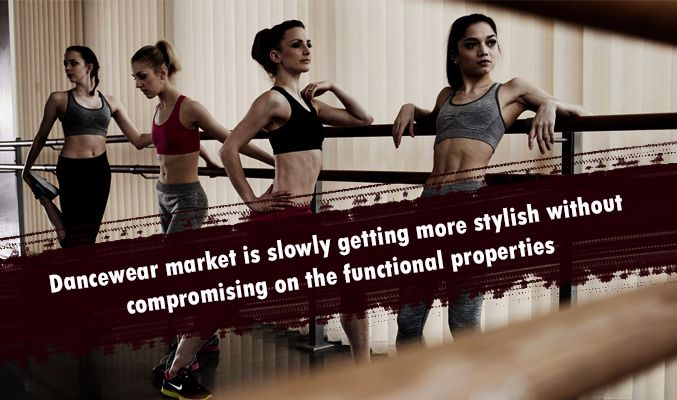 Dancewear Manufacturer