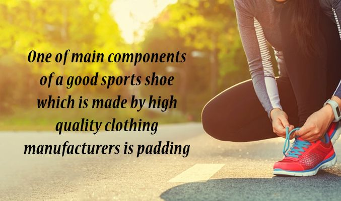 Sports Shoe Manufacturer