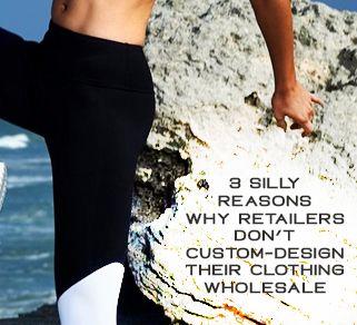 Design Your Own Clothes Wholesale