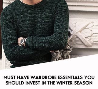 Mens Winter Clothing