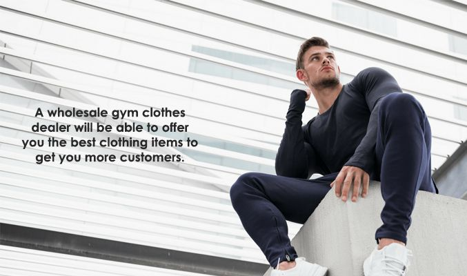 Wholesale Gym Clothes