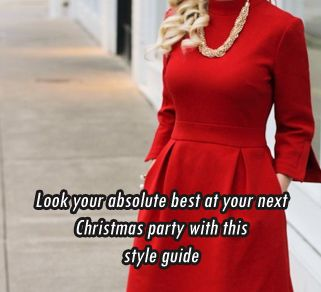 Christmas Party Dresses USA
