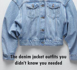 Denim Jacket Outfits USA