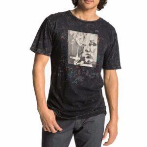 3D Print Graphic Men's Grey Half Sleeve T Shirt Distributor