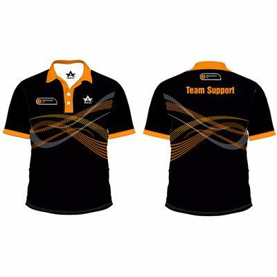 Black Custom T-Shirts Supplier
