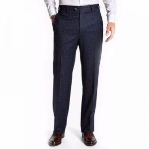 Black Office Wear Trouser for Men Supplier