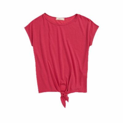 Bright Red Top for Little Girls Distributor
