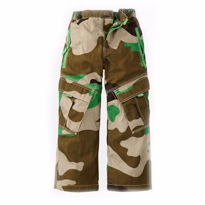 Camouflage Trouser for Little Boys Supplier