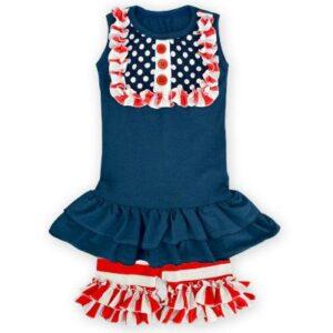 Designer Childrens Clothing Set Manufacturer