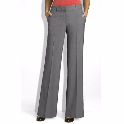 Grey Formal Pants for Women Manufacturer