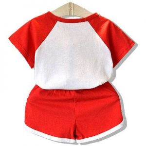 Wholesale High Quality Casual Kids Clothing Set