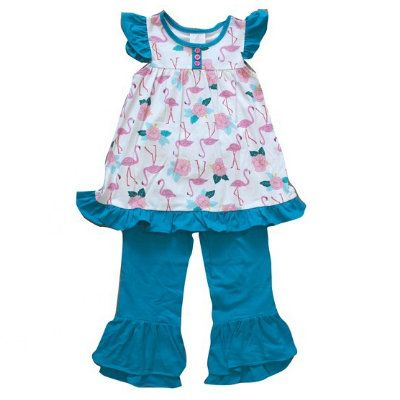 Hot Series Girl Kids Clothes Supplier