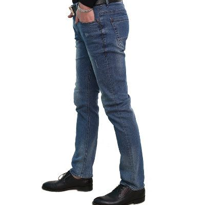 Wholesale Mens Latest Design Denim Fabric Jeans