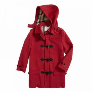 Reddish Rust Detachable Hoodie for Little Girls Distributor