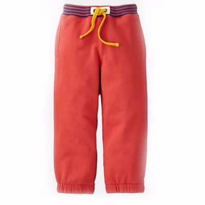 Tomato Red Pants for Boys Supplier