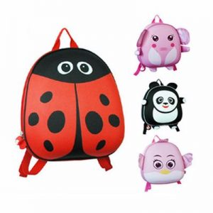 3D Animal Printed School Bags Distributor