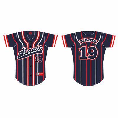 Wholesale Baseball Uniform Builder