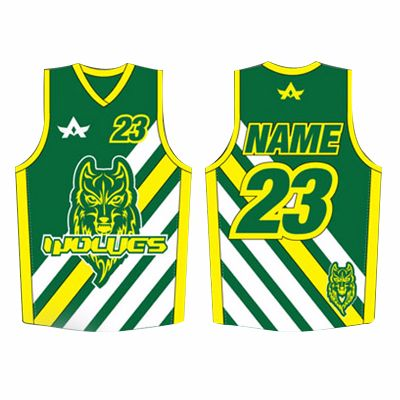 Wholesale Basketball Jersey