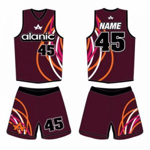 Basketball Uniforms Supplier