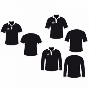 Black Cricket Jerseys Distributor