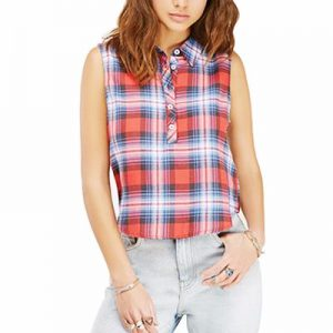 Bright Blue Cool Flannel Shirt Supplier