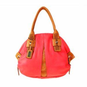 Bright Orange Tote Handbag Distributor