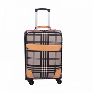 Check Trolley Luggage Bag Manufacturer