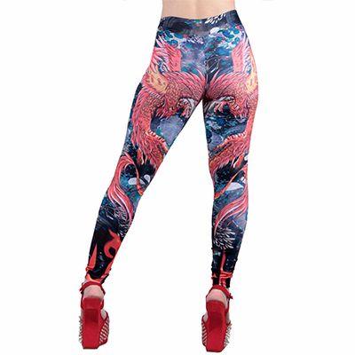 Colorful Printed Sublimated Leggings Distributor