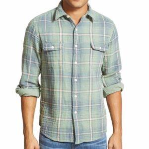 Corduroy Cool Flannel Shirt Distributor