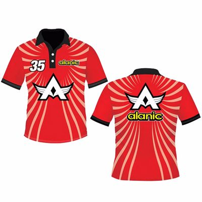 Cricket T-Shirts Sublimated Manufacturer