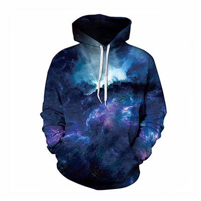 Dark Blue Sublimated Hoodie Distributor