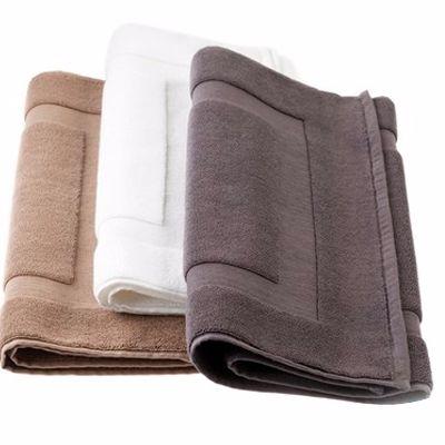 Deluxe Hotel Bath Towel Trio Supplier