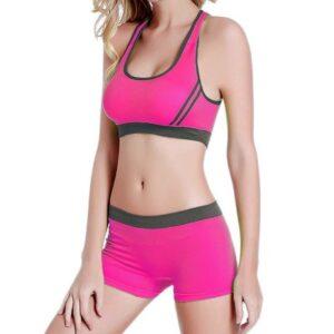 Fashionable Top Quality Yoga Clothing Set Supplier