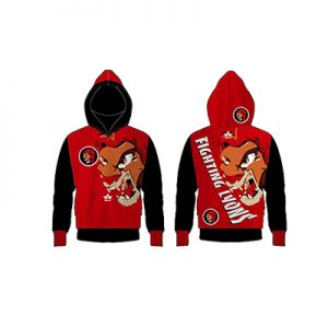 Fighting Lyons Sublimated Hoodie Supplier