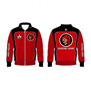 Fighting Lyons Sublimated Jackets Distributor