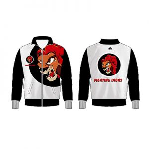 Fighting Lyons Sublimation Jackets Supplier