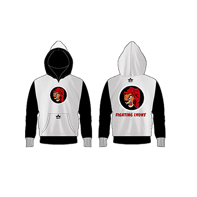 Fighting Sublimated Hoodies Manufacturer