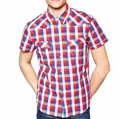 Funky Men's Flannel Shirt Distributor
