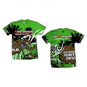 Green Sublimated T Shirt Supplier